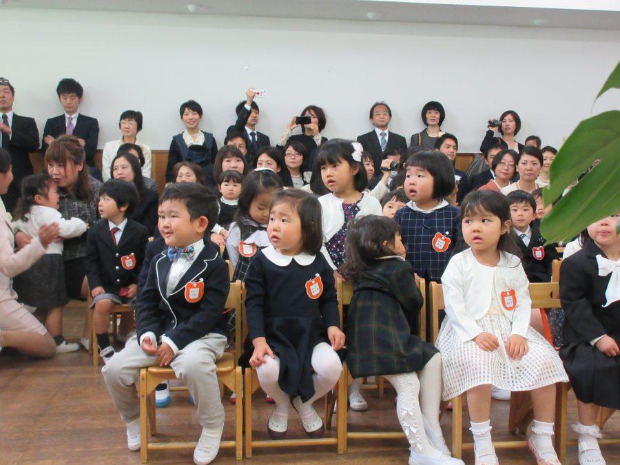 入園式(4月10日)