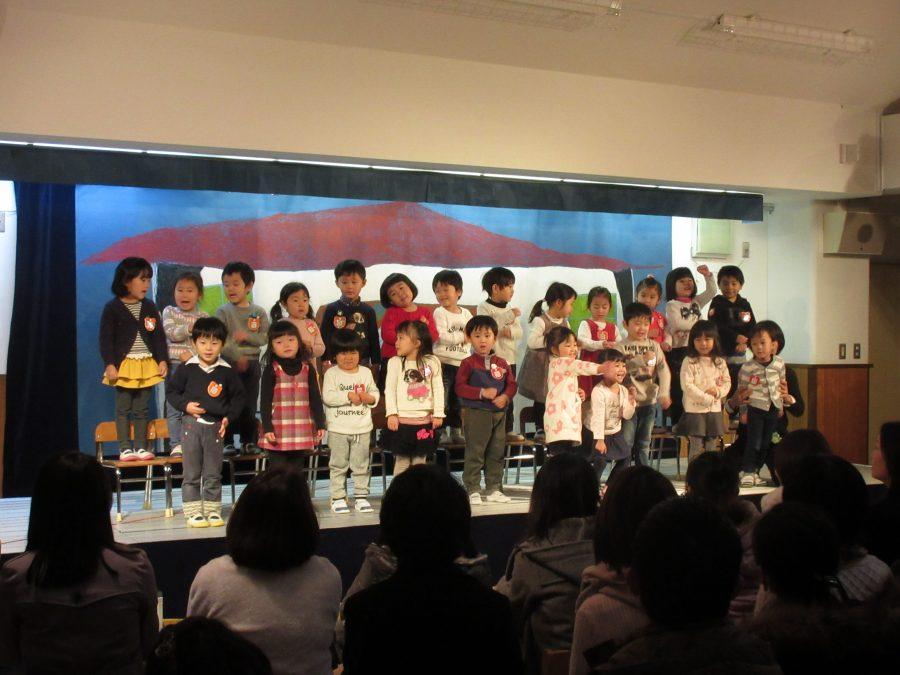 劇あそび会(12月8日)