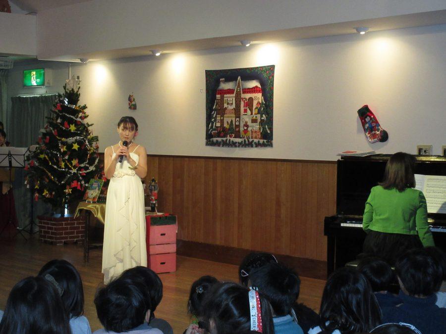12月誕生会 クリスマス会