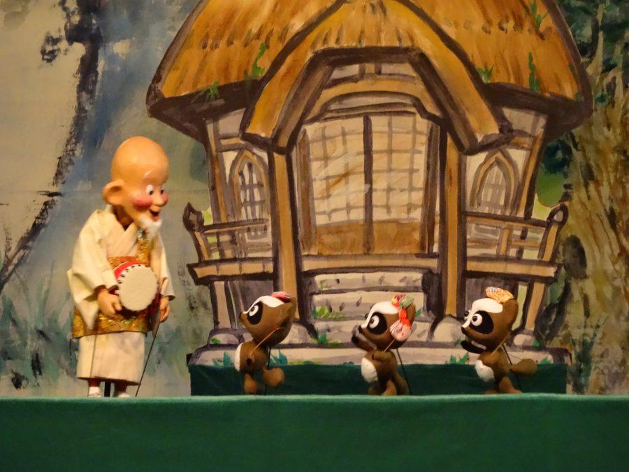人形劇団ひとみ座がやってきました