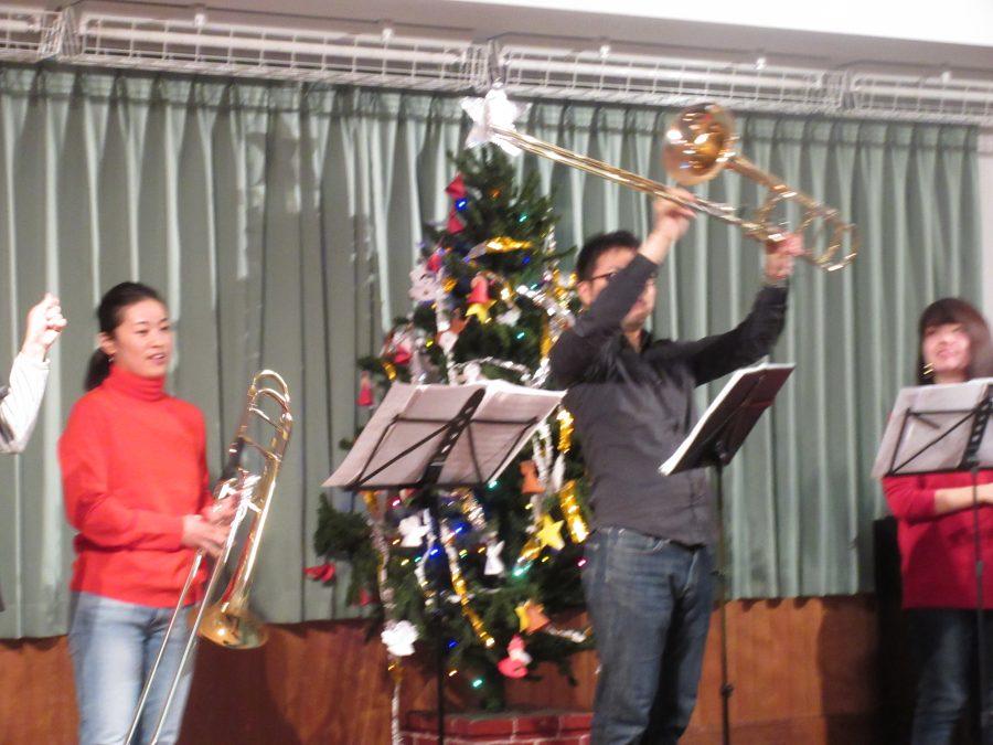 12月誕生会・クリスマス会