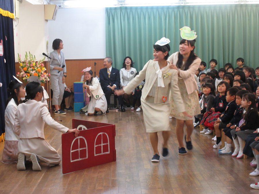 平成31年度 入園式