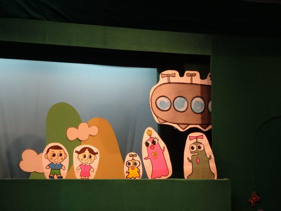 ひとみ座人形劇