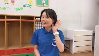 保護中: 保育通信 動画「年長 母の日」